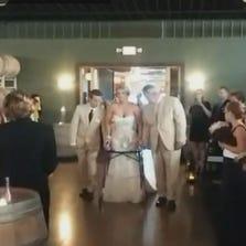 Dayna Schultz wedding