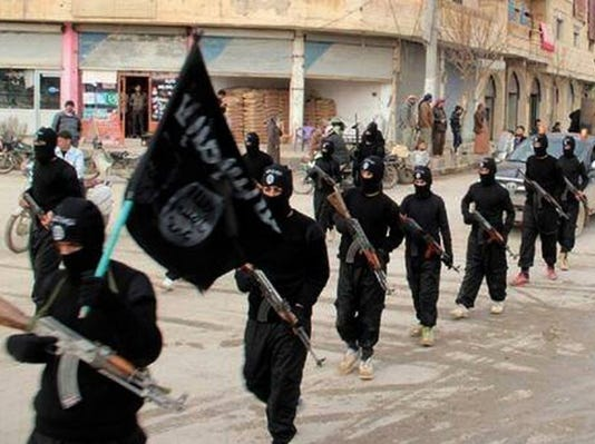 Islamic State appears to release chilling threat