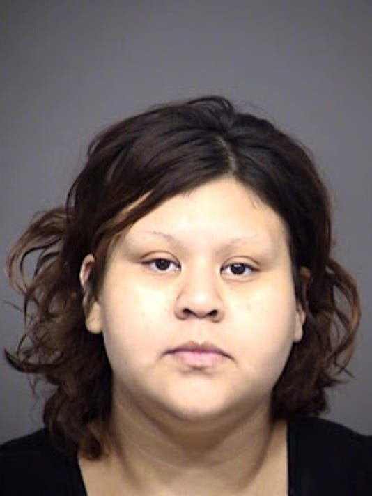 Maricela Perez suspected of abandoning newborn baby on Mesa street in 2016