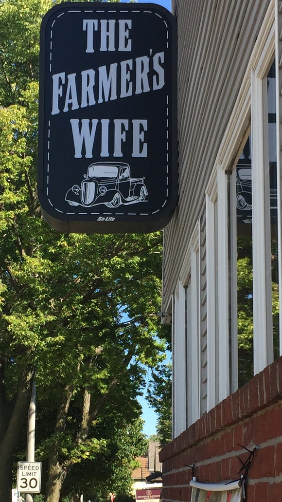 The Farmer's Wife, 6533 W. Mitchell St., West Allis, stands about a block from the city's farmers market.