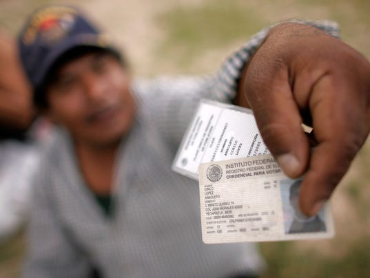 Would Be Immigrants Face Dangers Heading North Across Border