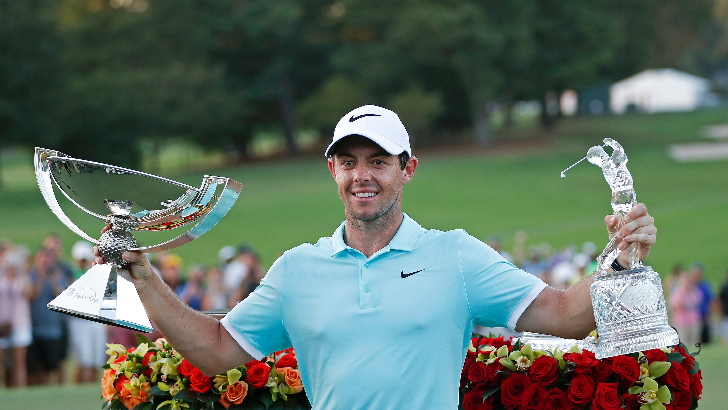 2 trophies on the line as pga tour season ends at east lake