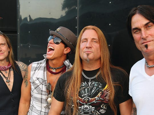 National hard-rock act Jackyl will return to the stage of the Cowboy Coast Saloon in Ocean City on Thursday, Sept. 13. Tickets are $20.