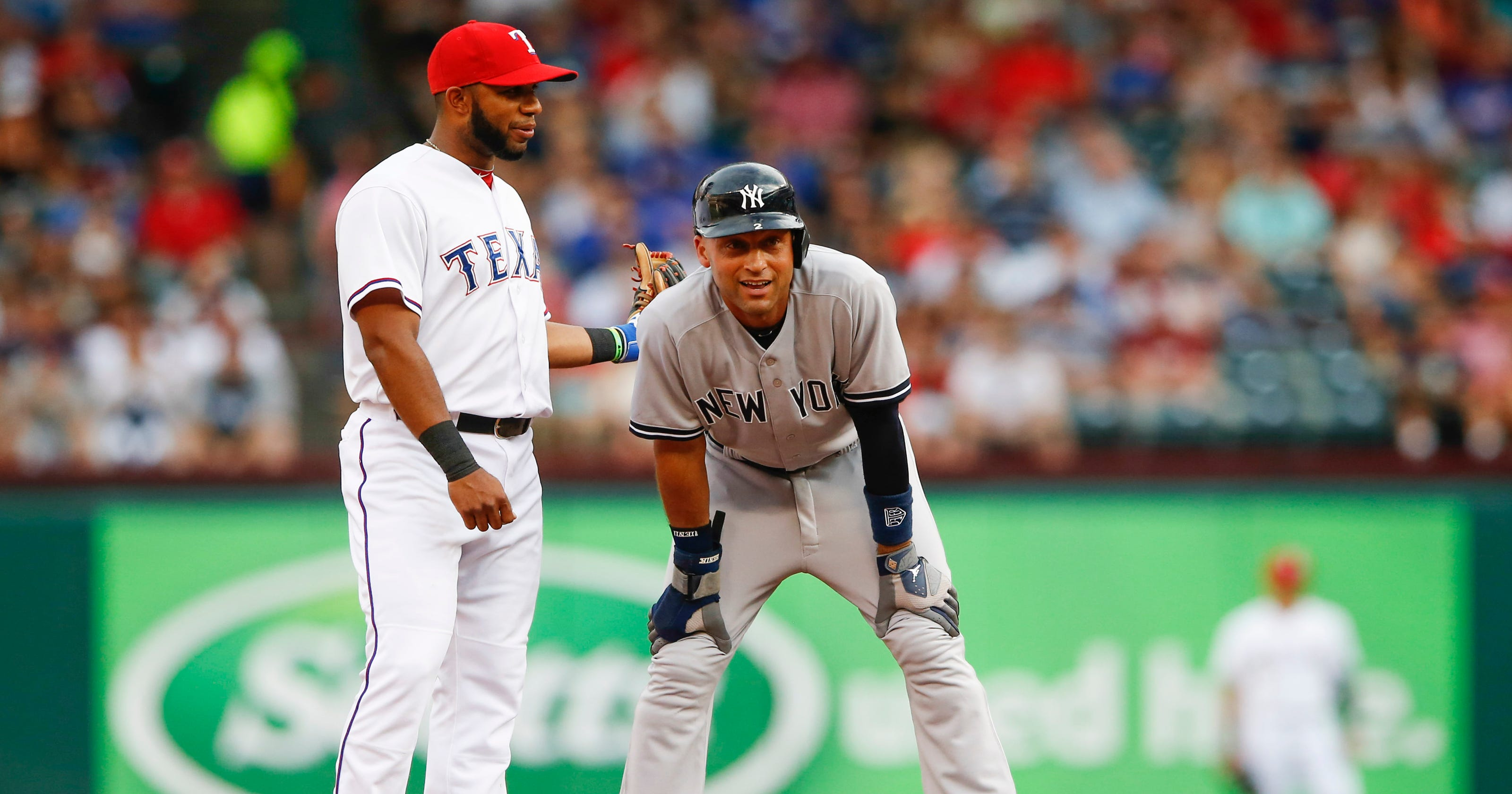Who replaces Derek Jeter? Some names 2 consider