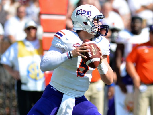 NCAA Football: Northwestern State at Mississippi State