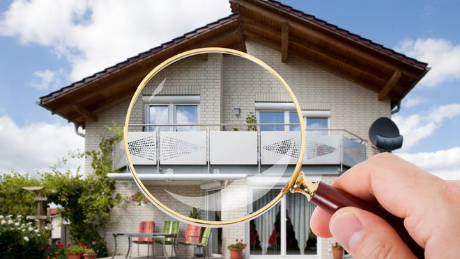 Home inspection an essential part of the real estate transaction.