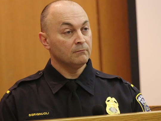 Milwaukee Police Capt. Johnny Sgrignuoli.