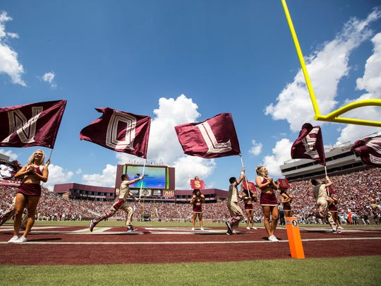 """McIntire spoke to members of the FSU community """"upset that these issues come to dominate and define the University."""""""