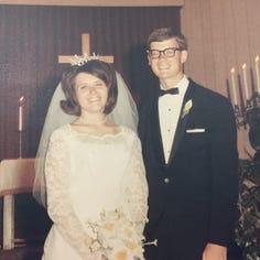 Anniversaries: Stan Crum & Nancy Crum
