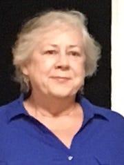 Financial Development Volunteer Award recipient Carol
