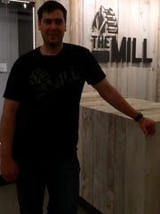 Robert Herrera, co-founder of The Mill workspace in