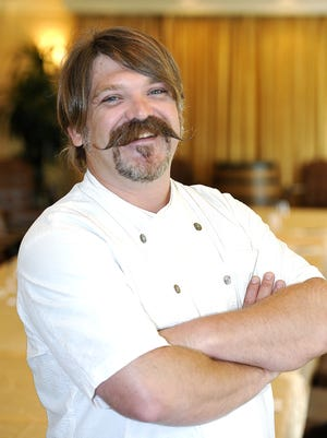 Chef Tyler Brown of The Hermitage Hotel announced he is leaving at the end of October to pursue a new venture in Williamson County.