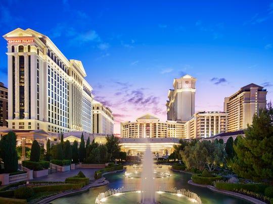 7. Caesars Palace Las Vegas Hotel & Casino