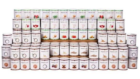 Costco 1-year emergency food kit