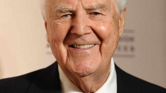 """""""Saturday Night Live"""" announcer Don Pardo has died at 96 years old."""