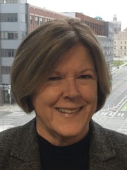 Karen Misjak, executive director of Iowa College Student