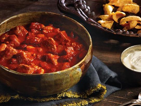 Chili season is in full swing.