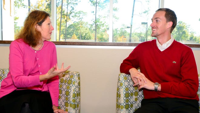Dr. Kelly Meek and Dr. Nick Beck agree that it takes several steps to change a bad habit.