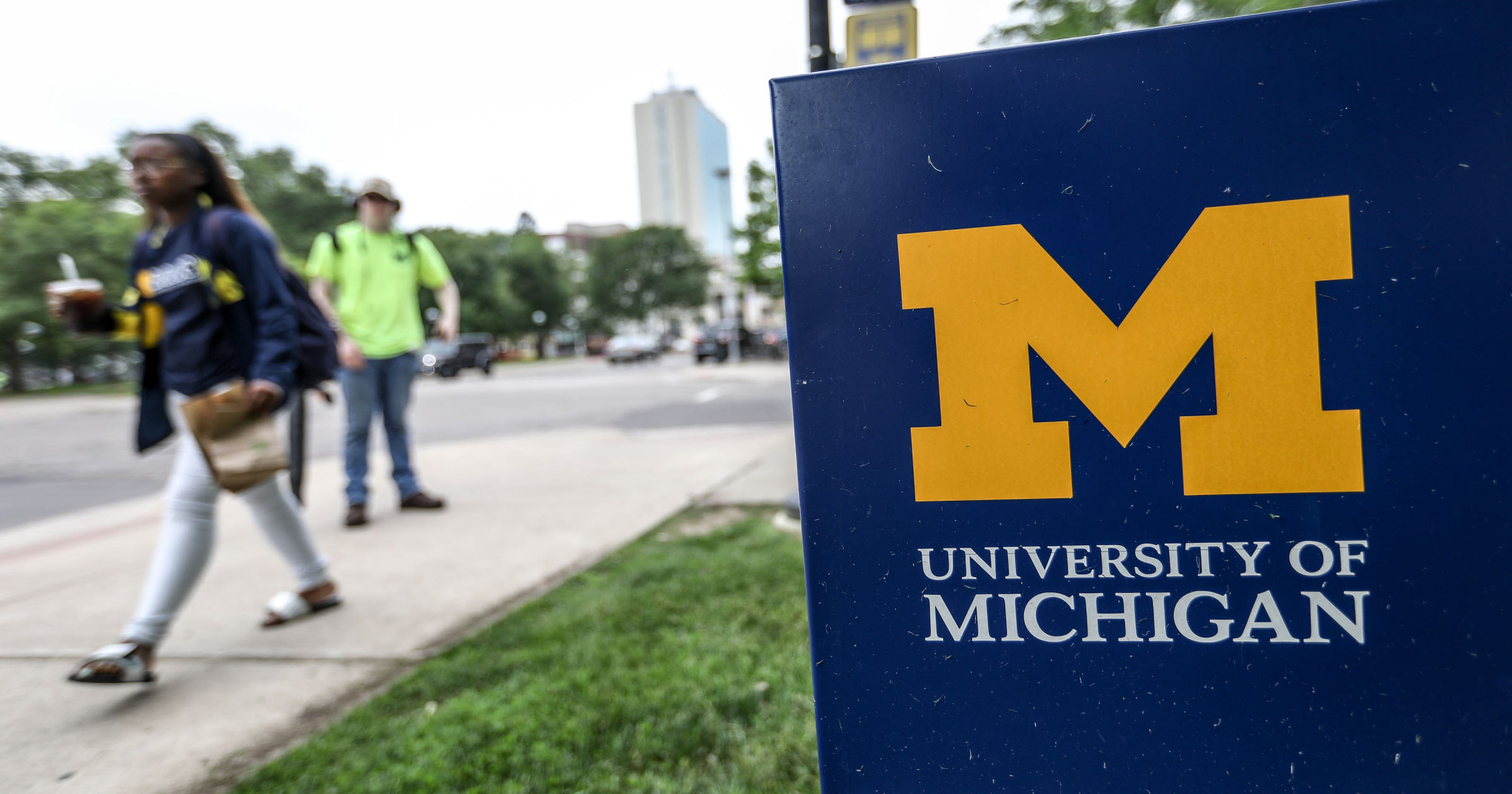 University of Michigan removes fraternity for hazing