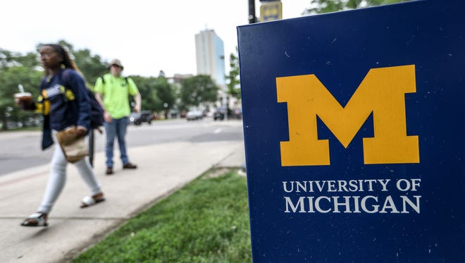 Three students at the University of Michigan, Ann Arbor campus have been recently diagnosed with mumps, according to a statement on the university's website on Tuesday, Oct. 9.