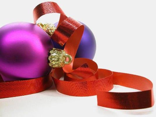 ELM christmas ornament shutterstock