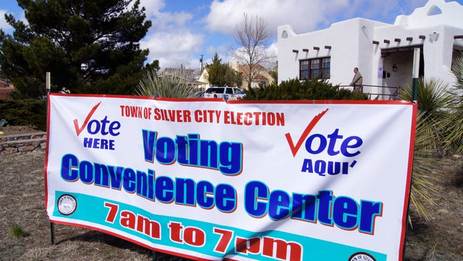 Today is National Voter Registration Day. If you haven't registered to vote, be sure to visit the Grant County Clerk's office. File Photo
