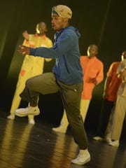 The dances of Real Actions Pantsula involve quick,