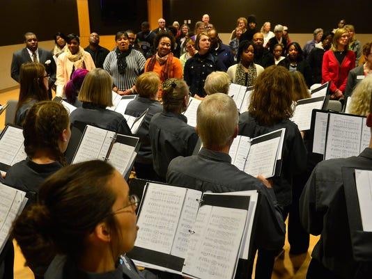 GF Choir