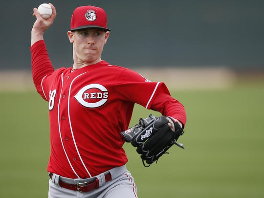 Anthony DeSclafani, former Florida Gators star, is hopeful of returning to the Cincinnati Reds starting rotation.