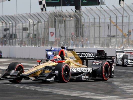 James Hinchcliffe, Will Power