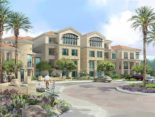 $400K could get you into a new, luxury condo in Scottsdale's