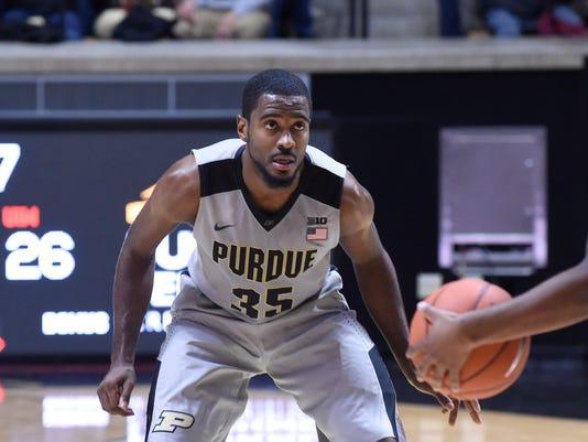 NCAA Basketball: Incarnate Word at Purdue