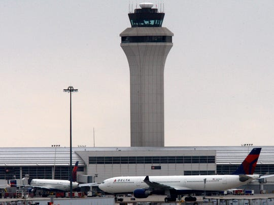 An appeals court judge faces a criminal investigation after he was stopped at Metro Airport Sunday with a gun in his luggage.
