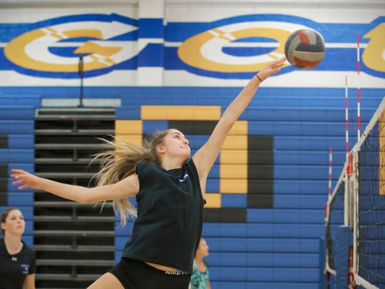 Emily Katz is one of the top players for Agoura High,