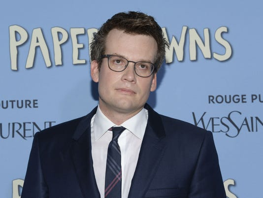 AP BOOKS-JOHN GREEN A FILE ENT USA NY