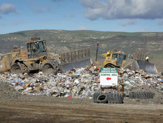 SIMI landfill