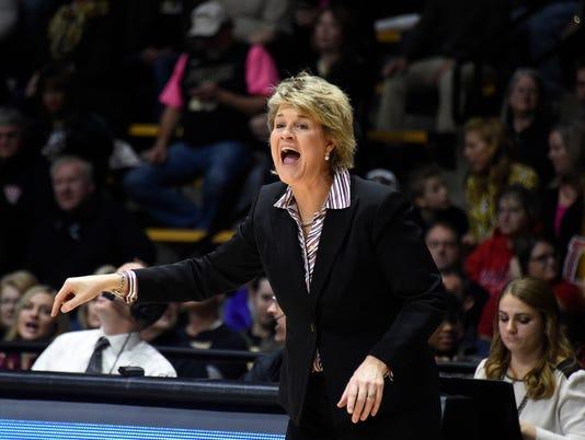 NCAA Womens Basketball: Iowa at Purdue
