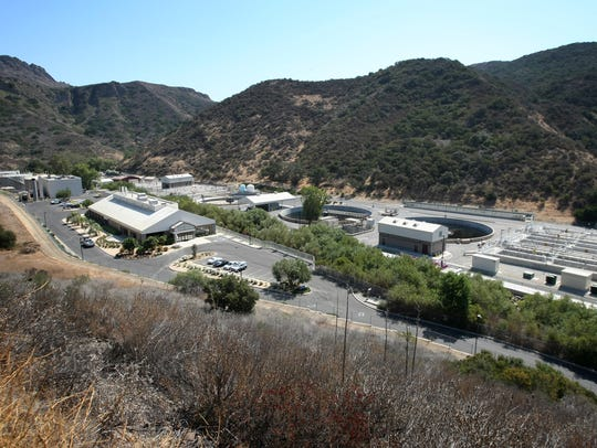 Thousand Oaks' Hill Canyon Wastewater Treatment Plant