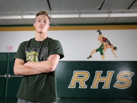 Royal High's Jacob Hansen believes he can do even better next season after winning league and CIF titles, placing ninth at Masters and going 3-2 at the state tournament in his junior year.