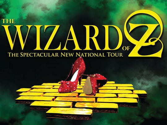 "A production of ""The Wizard of Oz"" will come to the"