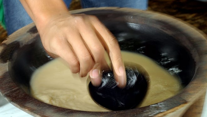 Kava, the traditional drink of the pacific.