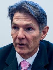 David Felton, Dean of Workforce Development at Trenholm