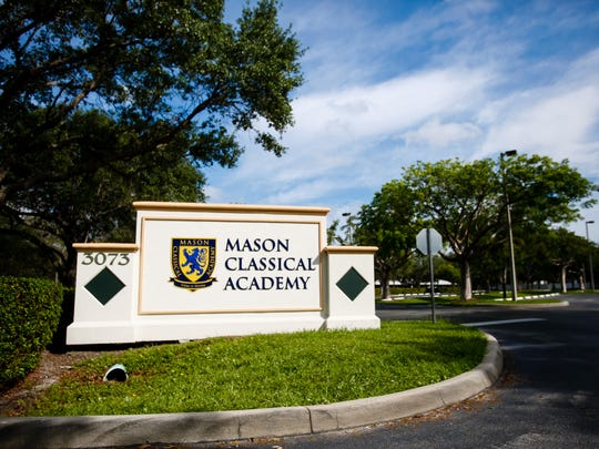 Mason Classical Academy is a charter school in Collier County.