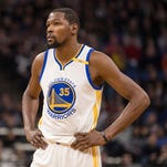 Ticket prices for Kevin Durant's Oklahoma City return setting records