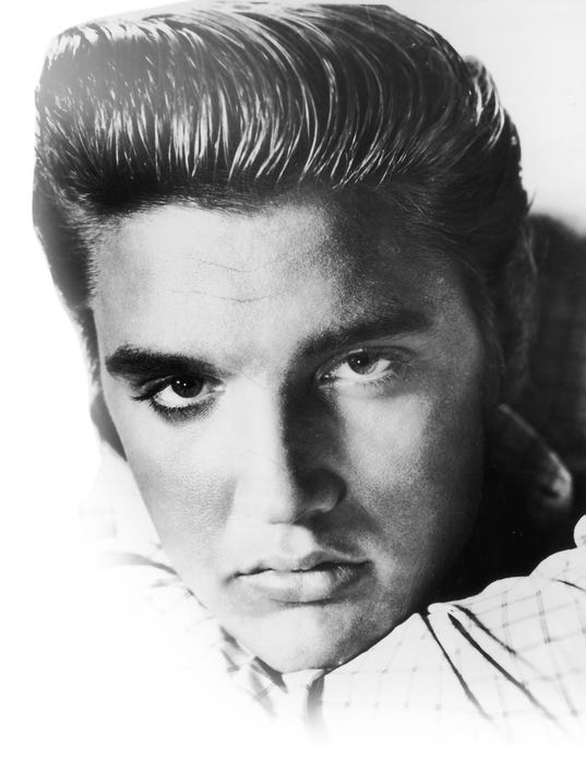 FILE PHOTO 25th Anniversary Of Elvis Death