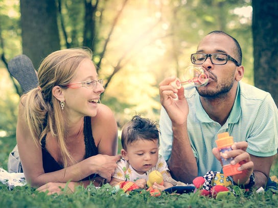 Picnics are a fun way to spend time with the family.