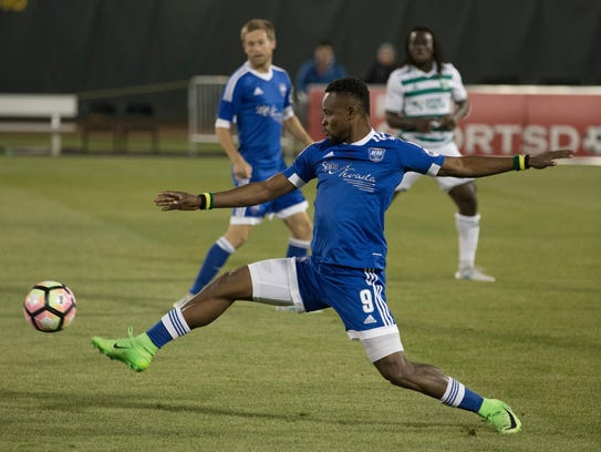Reno 1868 FC beat Portland Timbers, 6-1, on Saturday.