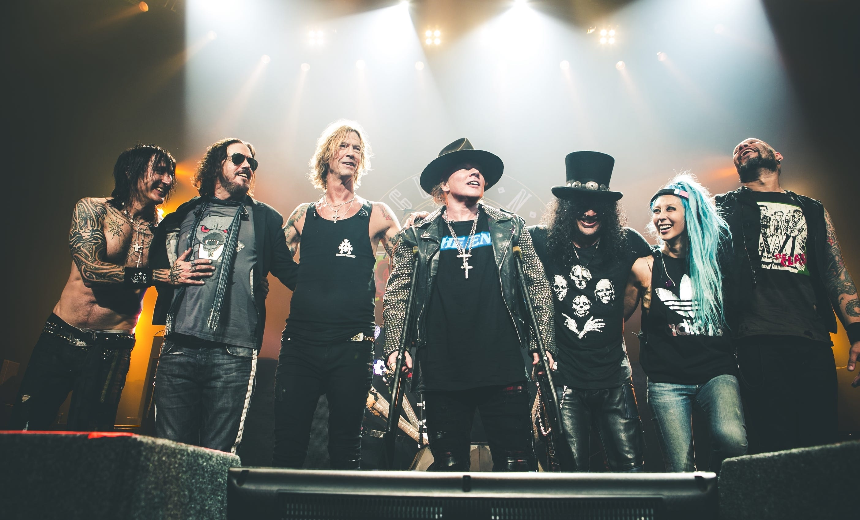 Guns N' Roses FAQ: All That's Left to Know About the Bad Boys of Sunset Strip (FAQ Series)