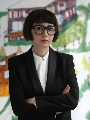Anastasia James has been named curator of exhibitions and programs of Dorsky Museum at SUNY New Paltz.