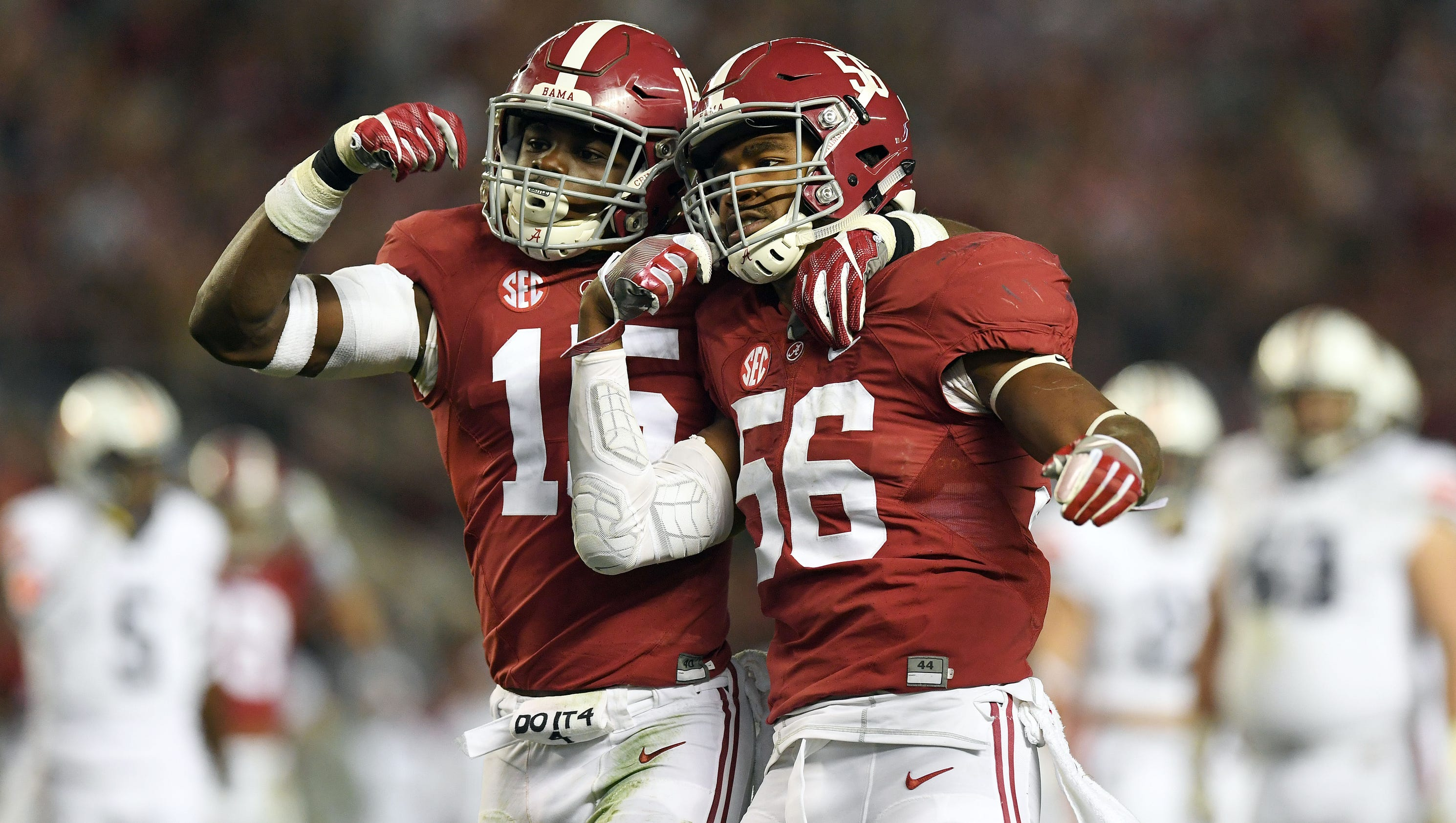 Predicting Tuesday's College Football Playoff Top 25